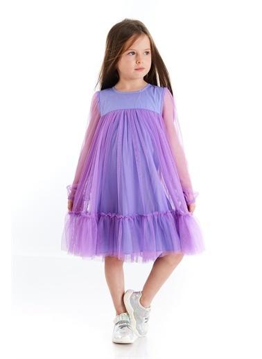 Colorinas Scarlett Tütü Elbise   Lila